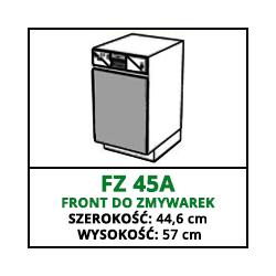 FRONT ZMYWARKI - FZ 45A - CAMPARI