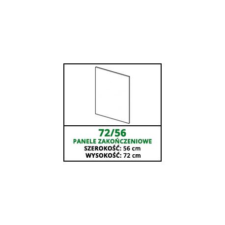PANEL ZAKOŃCZENIOWY - 72/56 - VELLA