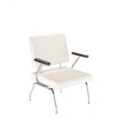 Krzesło - CONECT II ARM chrome